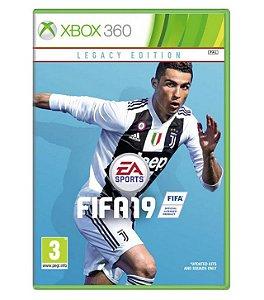 Jogo Fifa 19 (FIFA 2019) - Xbox One 360