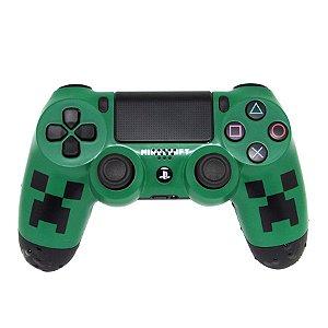 controle alta performance minecraft - PS4
