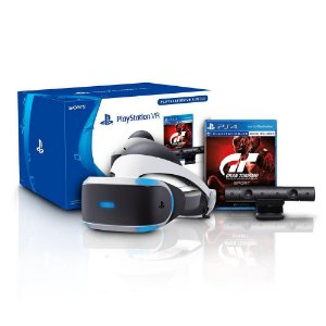 Oculos Playstation Vr Gran Turismo Sport Bundle Camera - Ps4