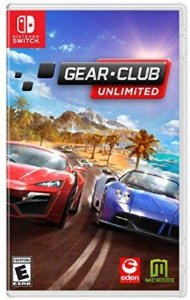 Gear.Club Unlimited - Switch