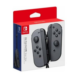 Joy-con Esquerdadireita - Gray - Nintendo Switch