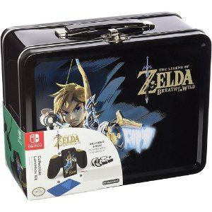 Kit Zelda Breath Wild Nintendo Switch Collectible Lunchbox