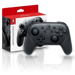Controle Nintendo Switch Pro Nintendo