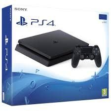 Console Sony Playstation 4 Modelo 2106 500GB