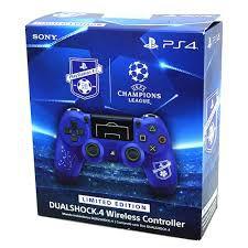 Controle Dualshock 4 (Edição Limitada Playstation F.C. - Versão 2) - PS4