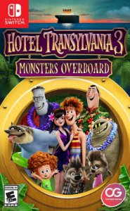 Hotel Transylvania 3 Monsters Overboard - Switch