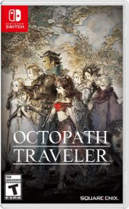 Game Octopath Traveler - Switch