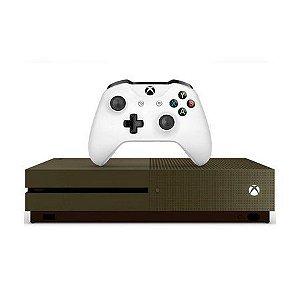Xbox One S 1tb Military + Forza Horizon 2