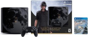 console playstation 4 slim 1tb ed final fantasy xv