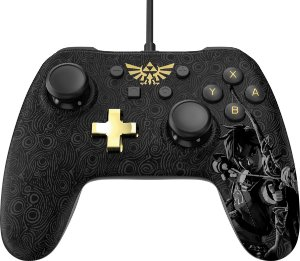 Controller Plus  Zelda Breath of the Wild PowerA - Switch