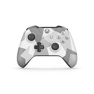 Controle Sem Fio (camuflado - Winter Forces) - Xbox One