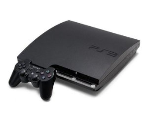 Console play 3 160gb slim Com 43 jogos no hd
