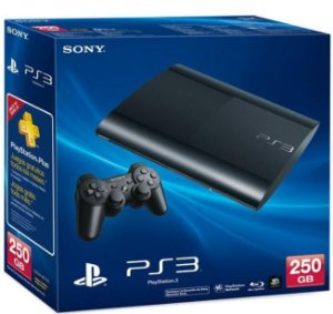 Console playstation 3 + 58 JOGOS NO HD