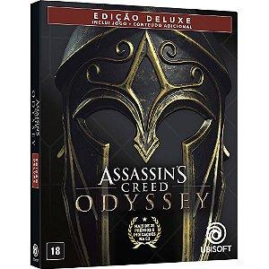 Assassins Creed Odyssey Steelbook - PS4