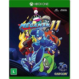 Game Mega Man 11 - XBOX ONE
