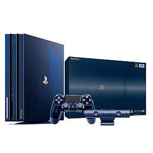 Console de Edição Limitada PlayStation 4 Pro 2TB - Pacote de 500 Milhões