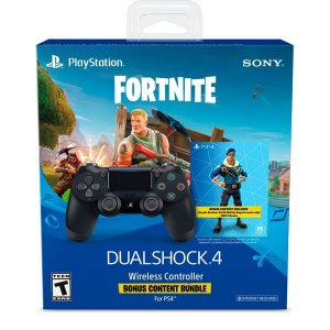 Controle Sem Fio Sony DualShock 4 (Pacote Fortnite)