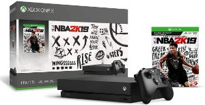 Xbox One X 1TB Console - NBA 2K19 Bundle