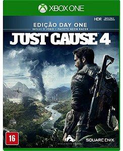 Jogo Just Cause 4 (Edição Day One) - Xbox One