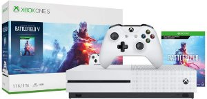 Console Xbox One S 1TB Console - Battlefield V Bundle