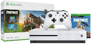 Console Xxbox one s 1tb Fortnite Bundle
