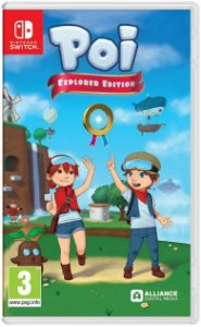 Jogo Poi (Explorer Edition) - Switch