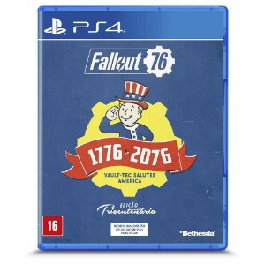 Fallout 76: Tricentennial Edition - PS4