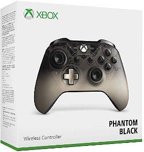 controller xbox wireless - phantom black special edition