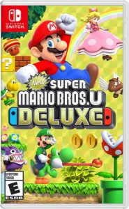 New Super Mario Bros U Deluxe Novo - Switch