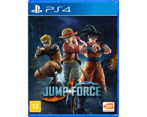 Game Jump Force  - Ps4