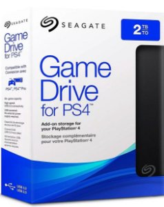 Hd Externo Seagate Ps4 Game Drive Edition 2tb Stgd2000400