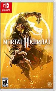 Game Mortal Kombat 11 - Switch