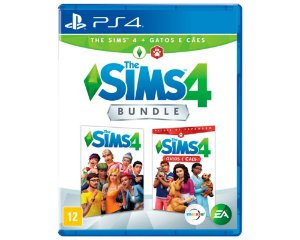 The Sims 4 Gatos e Cães - Ps4