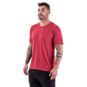 Camiseta Masculina Dry Fit - Red