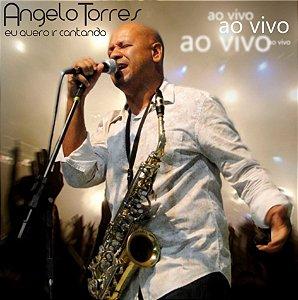 CD Eu Quero Ir Cantando (2011) FRETE INCLUSO