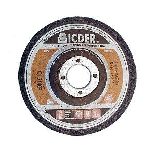Disco de Desbaste para Acabamento Grão 120