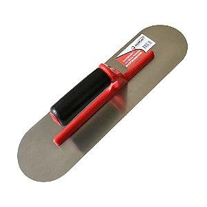 Desempenadeira de Aço Borda Redonda 10x35