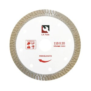 Disco Diamantado Mesh Y Porcelanato e Vidro (110mm)
