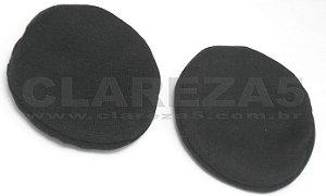 Capas protetoras de HeadSet Aeronáutico em tecido, para Fone de Avião ou Helicóptero