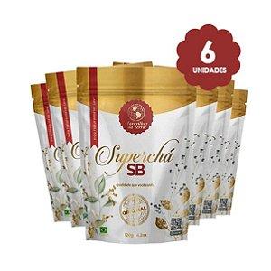 6 Super Chá SB