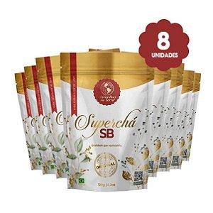 8 Super Chá SB