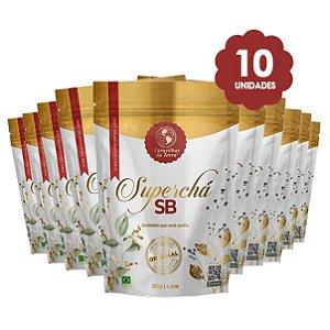 10 Super Chá SB