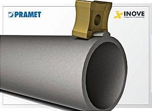 INSERTO SNMX 25-RXX:6640 P/ RASPAGEM DE TUBOS: SCARFING