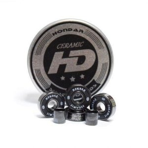 Rolamento Longboard Hondar Cerâmica - Ceramic Bearings Speed