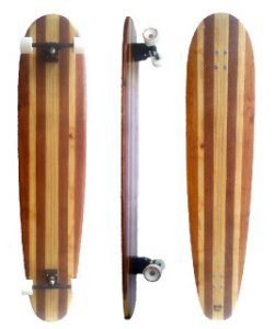 Longboard Classic 1,80m montado completo + frete
