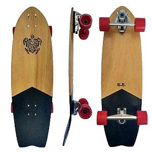 Skate Simulador De Surf Carving Gp Longboard Skate Surf