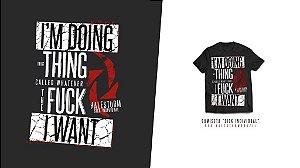 """Camiseta """"Sick Individual"""""""