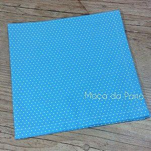 Guardanapo Poá Azul