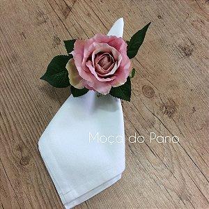 Porta Guardanapo Rosa Cor de Rosa
