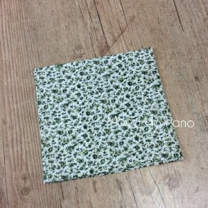 Guardanapo Floral Verde